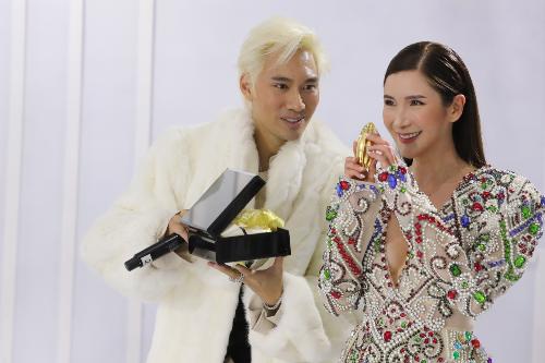 PNJ và Lý Qúy Khánh sẽ dành tặng 200 triệu đồng để giúp đỡ phụ nữ gặp khó khăn sau show Fiminism - 1