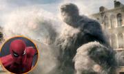 Người Nhện đấu kẻ thù khổng lồ trong phim mới