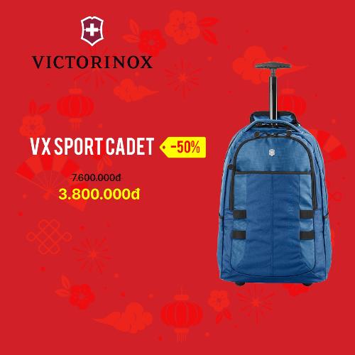 Sản phẩm thương hiệu Victorinox xuất xứ từ Thụy Sĩ giarmgias 50%.