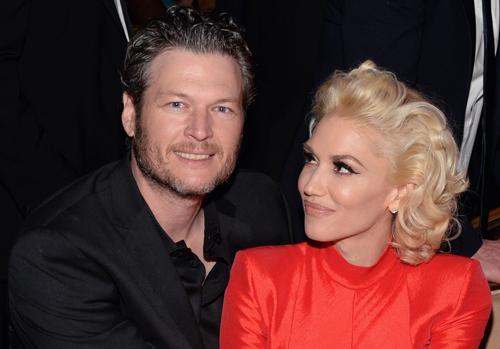 Blake Shelton và Gwen Stefani tính tới chuyện gắn bó lâu dài. Ảnh: WireImage.