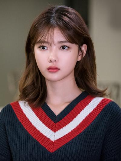 Yoo Jung trong phim truyền hình đang phát sóng trên đài JTBC- Cô tiên dọn dẹp.