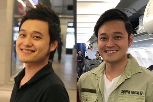 Hoàng tử sơn ca Quang Vinh cho biết anh không tìm được hình ảnh của năm 2009, nên sử dụng ảnh 2010-2018 để bắt kịp trào lưu thử thách mười năm. Khán giả nhận xét Quang Vinh vẫn trẻ, nụ cười dường như không thay đổi.