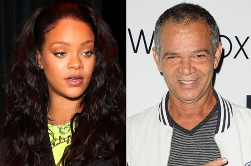 Rihanna cho rằng ông Ronald Fenty lợi dụng tên tuổi của cô để kiếm tiền.