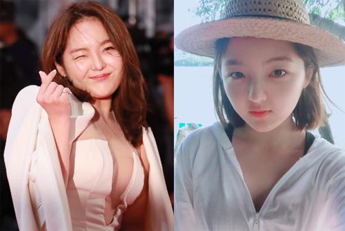 Cô năm nay 21 tuổi. Năm 2017, Shin Ae khiến khán giả ngỡ ngàng với trang phục gợi cảm trên thảm đỏ Liên hoan phim Busan.