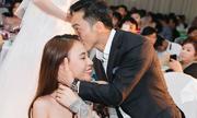 Cường Đôla, Đàm Thu Trang: Từ yêu đương kín đáo đến đám cưới
