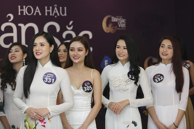 Bạn gái cầu thủ Trọng Đại thi Hoa hậu Bản sắc Việt