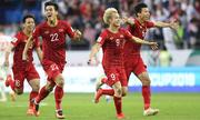 Đội tuyển Việt Nam vào tứ kết Asian Cup thành cảm hứng thơ ca
