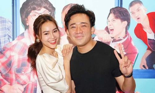 Trấn Thành vào vai người yêu Lan Ngọc trong phim.