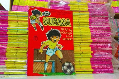Một bộ truyện Subasa của