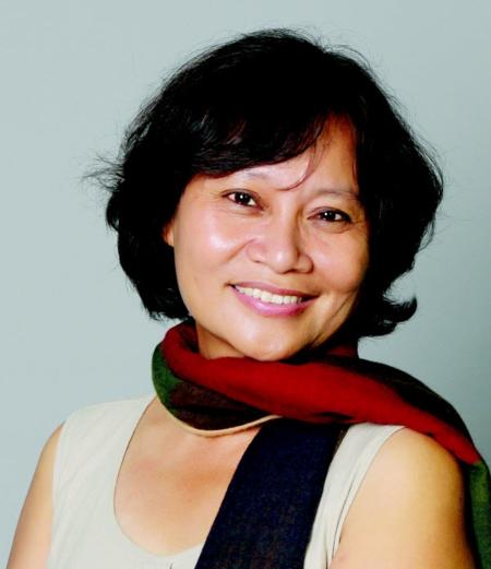 Nhạc sĩ Quỳnh Hợp.