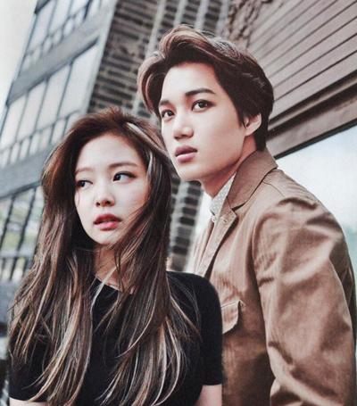 Ngày 25/1, SM Entertainment công bố thông tin Kai và Jennie đã chia tay nhau