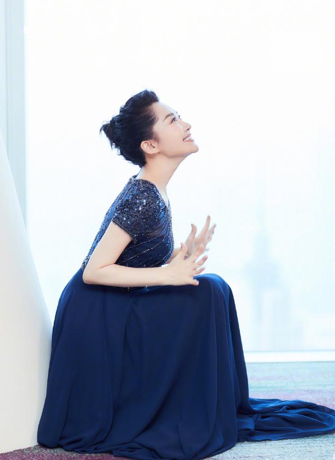 Tuổi 50 độc thân, tràn sức sống của mỹ nhân 'Tiếu ngạo giang hồ'