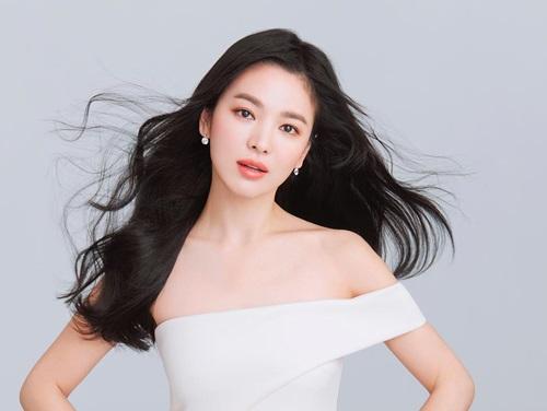 Song Hye Kyo gây thương nhớ với khuôn mặt không tỳ vết - 1