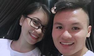 Bạn gái cầu thủ Quang Hải: 'Tôi bị nhiều fan của người yêu soi mói'