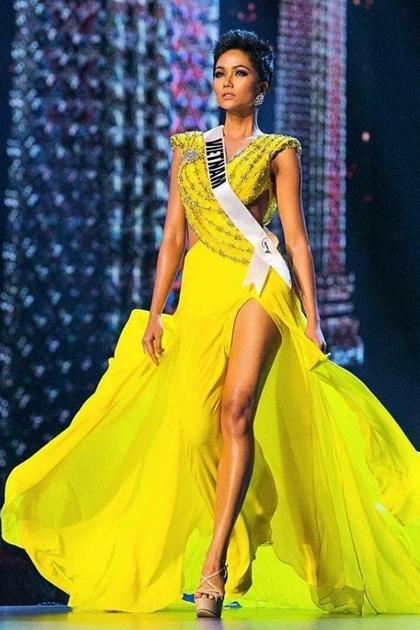 HHen Niê: Từ nhan sắc gây tranh cãi đến Hoa hậu đẹp nhất thế giới - 10