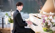 Lee Jong Suk gây 'sốt' với cảnh chơi dương cầm trong phim mới
