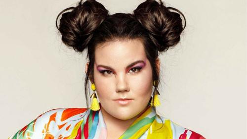 Netta Barzilai của Israel thắng Eurovision 2018.