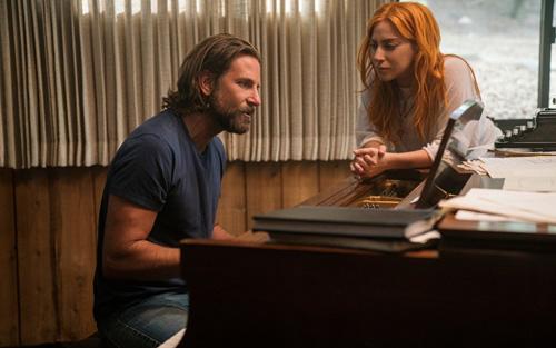 Bradley Cooper và Lady Gaga đổi chỗ cho nhau, một diễn viên hóa thân thành nhạc sĩ, một ca sĩ lần đầu nhận vai chính trong phim.