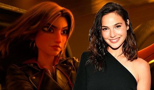 Wonder Woman Gal Gadot lồng tiếng cho Shank, một tay đua nữtài ba, ngầu đời. Đây là phim điện ảnh người đẹp tham gia trong năm 2018.