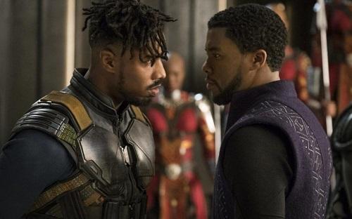 Killmonger không chỉ muốn cướp ngôi mà còn thách thức cả quan điểm cai trị của Black Panther.