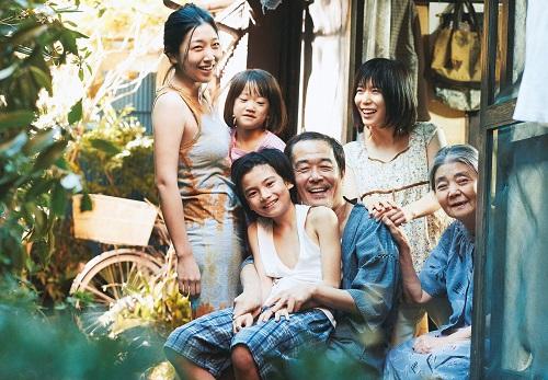 Tác phẩm khai thác góc khuất trong cuộc sống ở Nhật Bản.