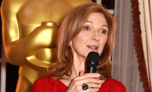 Bà Dawn Hudson - chủ tịch Viện Hàn lâmKhoa học và Nghệ thuật Điện ảnh Mỹ.