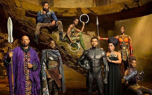 Dự án quy tụ dàn diễn viên da màu tài năng.
