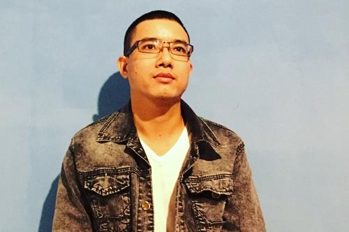 Tác giả Hồ Huy Sơn.