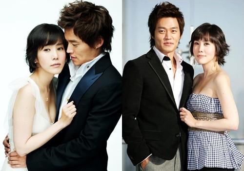 Lee Seo Jin - tài tử tuổi Hợi xuất thân trâm anh thế phiệt của showbiz Hàn - 5