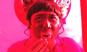 Trấn Thành hóa cô dâu xấu xí trong phim hài Tết