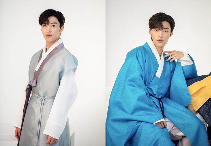 Loạt sao Hàn diện hanbok chào năm mới Kỷ Hợi