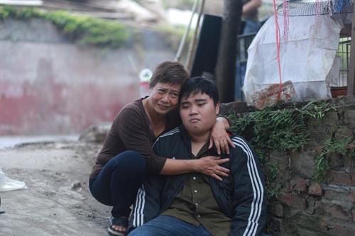 Lê Hồ Lan và Dương Long trong phim 500 nhịp yêu.