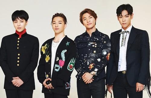Bốn trong tổng số 5 thành viên của nhóm nhạc Bigbang sẽ rời quân ngũ trong năm nay. Đầu tiên là T.O.P vào ngày 27/6, tiếp đó là G-Dragon vào26/10. Hai thành viênTaeyang vàDaesung sẽ ra quân cùng ngày - 11/11.
