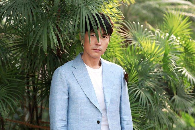 Jung Woo Sung lịch lãm trong bộ ảnh xuân
