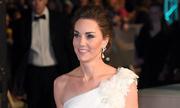 Kate Middleton đeo hoa tai của công nương Diana lên thảm đỏ BAFTA
