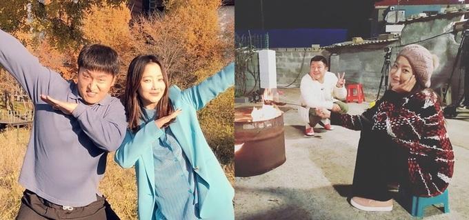 Sắc vóc tuổi 42 của người đẹp Kim Hee Sun