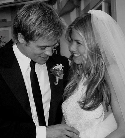 Jennifer và Brad Pitt kết hôn từ năm 2000 tới 2005.
