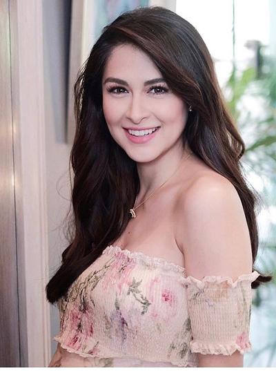Mỹ nhân đẹp nhấtPhilippines chăm chút vẻ ngoài khi mang bầu - 3