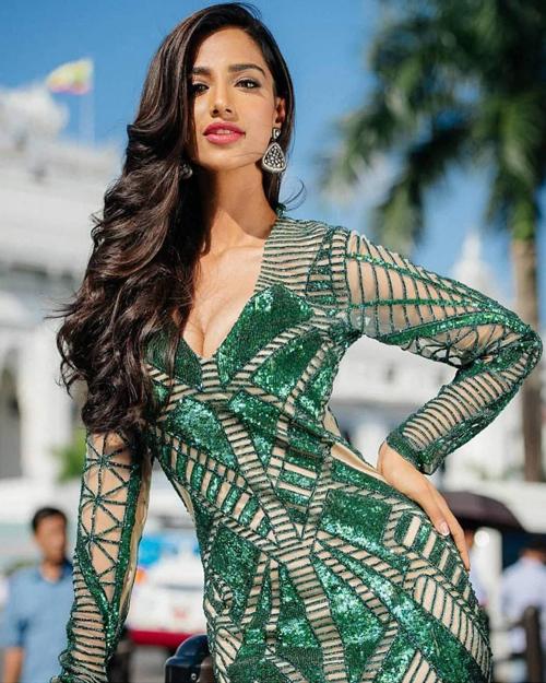 Nhan sắc 'Hoa hậu đẹp nhất thế giới 2018'