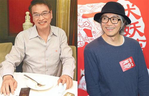 Châu Tinh Trì và Ngô Mạnh Đạt tuổi xế chiều.