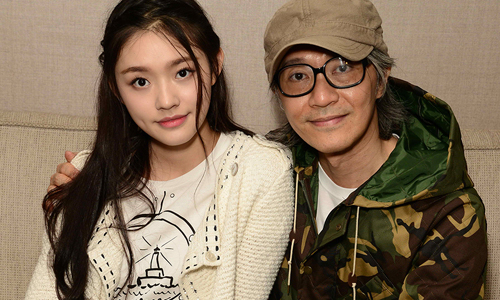 Lâm Doãn là gương mặt được Châu Tinh Trì lăng xê gần đây. Trong Tân vua hài kịch, một nhân vật có câu thoại khen ngợi vẻ đẹp của cô.