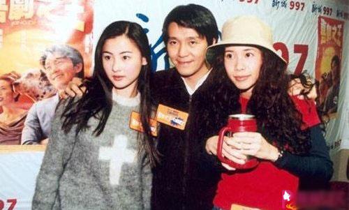 Từ trái sang: Trương Bá Chi, Châu Tinh Trì và Mạc Văn Úy thời đóng Vua hài kịch.
