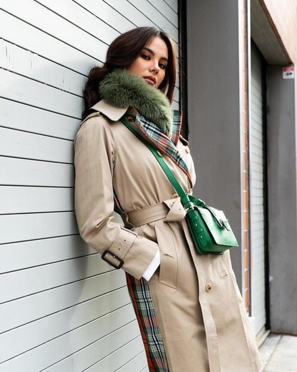 Catriona Gray liên tục đổi phong cách ở New York Fashion Week