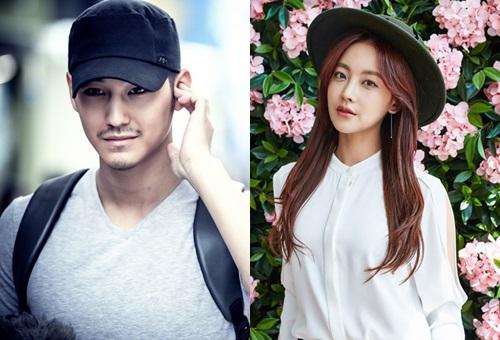 Kim Bum và đàn chị Oh Yeon Seo chia tay sau 10 tháng qua lại.