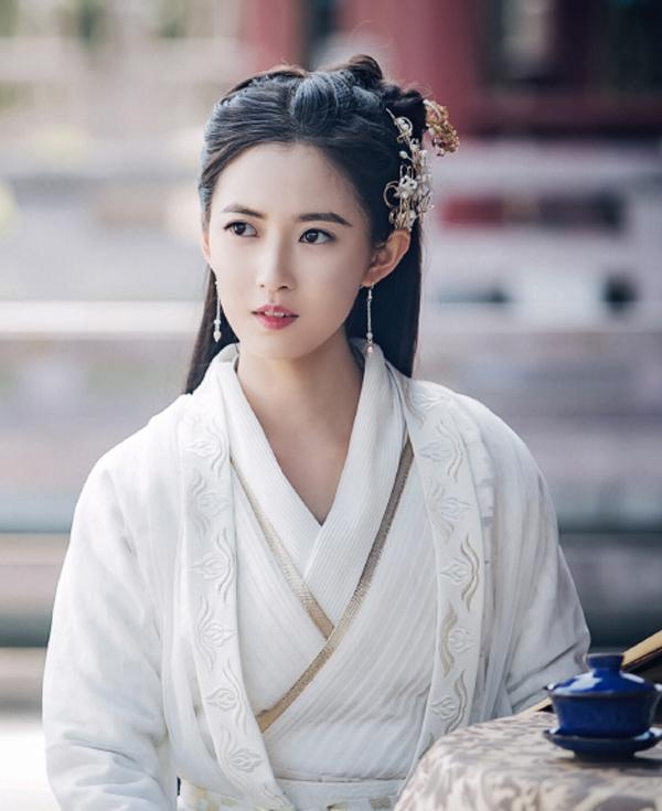 Image result for ỷ thiên đồ long ký 2019 triệu mẫn