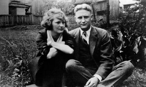Zelda Fitgerald và F.Scott Fitzgerald. Ảnh: Alamy.
