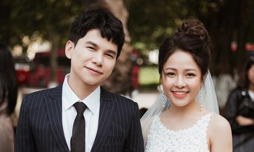 Hoàng Tôn đóng cặp với hot girl Trâm Anh trong MV mới.