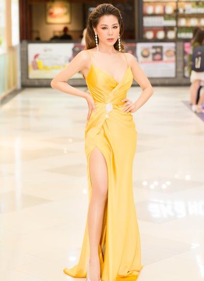 Diễn viên Nam Thư.