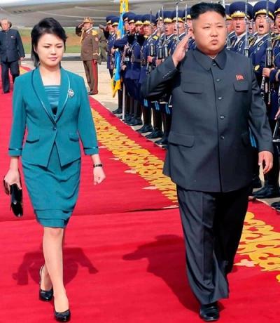 Các chuyên gia nhận xét phu nhân Triều Tiên sở hữu nhiều bộ cánh sành điệu không kém các đệ nhất phu nhân trên thế giới.