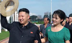 Phong cách thời trang của phu nhân ông Kim Jong-un